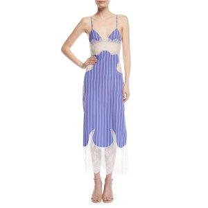 7c923154 Marc Jacobs Wide-Neck Fringe-Trim Sheath Dress 3536962 $262.50 ...