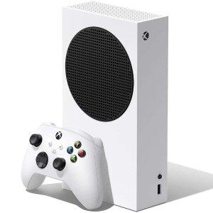 售价$499Xbox Series S游戏主机