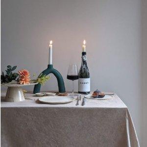 低至5折 £1起收!Selfridges 精选高颜值美貌餐具热促 好好吃饭的仪式感