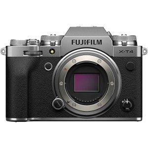 FujifilmX-T4 无反相机
