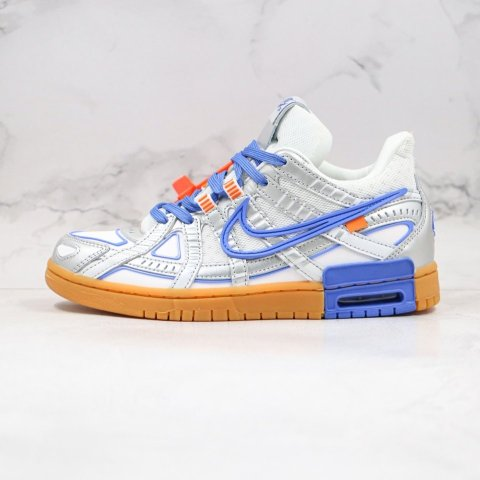 10月1日发售 定价$250预告:Rubber Dunk x Off-White™️ University Blue Snkrs 已上架