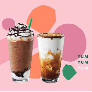 Frappuccino Espresso 买一送一星巴克 Happy Hour 7/18咖啡优惠限时活动