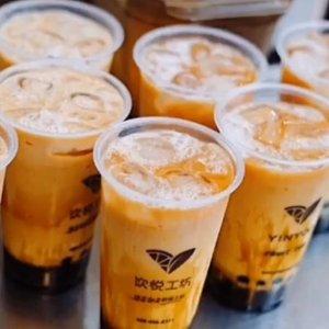低至6折 2杯奶茶仅€7.9饮悦工坊巴黎甜品店 奶茶、甜点热卖
