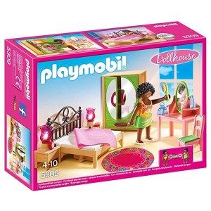 Playmobil娃娃的卧室
