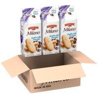 Pepperidge Farm Milano 双重巧克力曲奇饼, 7.5 oz.  3盒