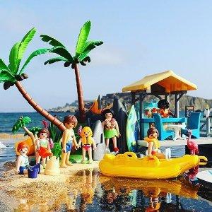 低至7.7折+免邮PlayMobil 主题玩具礼包热卖 孩子最爱拼装玩具打包带走