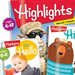 Over 60% Off + Extra 10% OffHighlights Magazine Sale