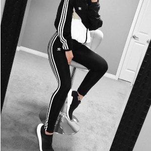 低至5折+任意单包邮adidas官网 特价区女款运动legging、夏季运动短裤促销