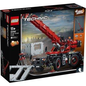 Lego复杂地形起重机(42082)