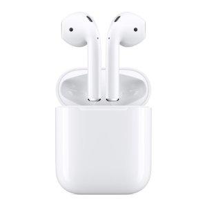 Apple官网定价£159AirPods 2代蓝牙耳机