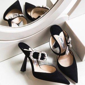 无门槛8.5折 收最舒服的高跟鞋独家:Jimmy Choo 假如只能再买最后一双高跟鞋 我选周仰杰