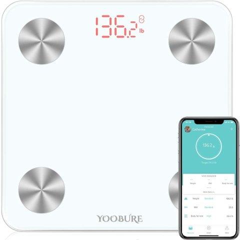 Yoobure Bluetooth Body Fat Scale
