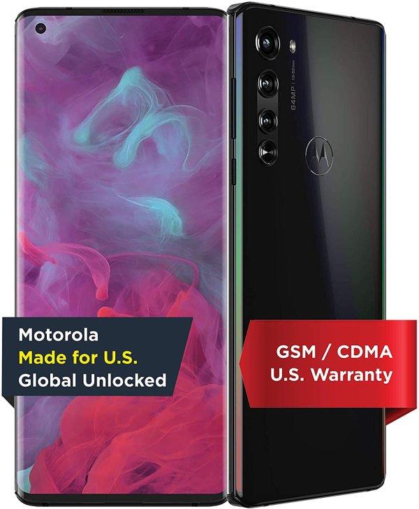 Motorola edge 5G 256GB 解锁版智能手机