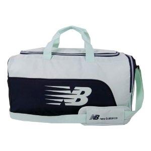 New Balance Training Day Duffel Bag, Gunmetal I