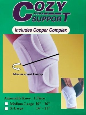 003 Knee Superior – Cozy Support
