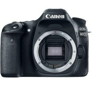 80D套机只需$721 一年质保有保障佳能全场翻新摄影产品促销 额外8.5折