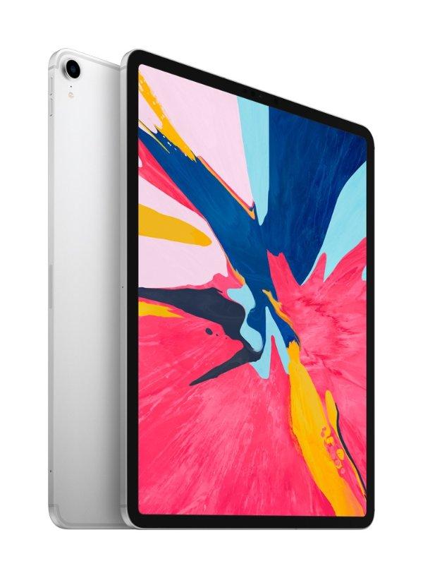 iPad Pro 12.9英寸 蜂窝网络版 1TB 银色