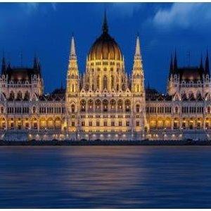 布达在西,佩斯在东飞往布达佩斯的航班,从柏林往返才20欧