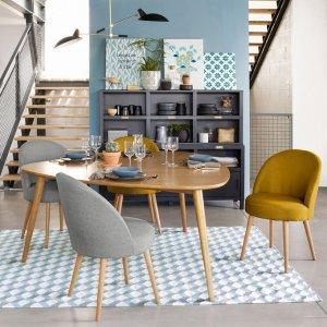 低至6折 €299收桌椅套装La Redoute 精选简约风桌椅热卖 开启精致生活