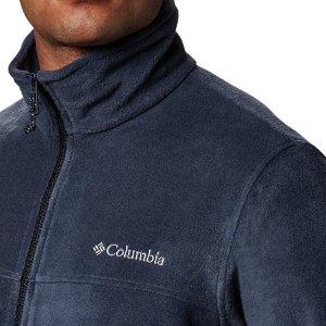 $34.97(原价$60)Columbia 男款户外休闲抓绒衣 多色可选