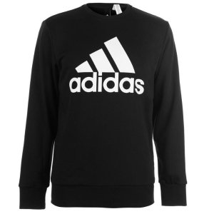 AdidasLinear Logo 男士卫衣