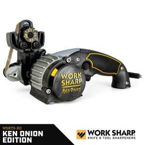 $85.99限今天:Work Sharp 电动磨刀器