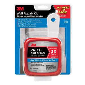 3M 8 fl. oz. Patch Plus Primer Wall Repair Kit
