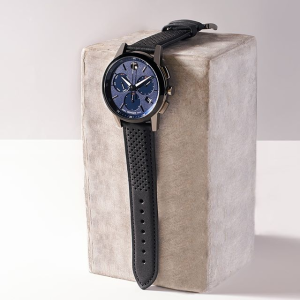 Extra $50 OffDealmoon Exclusive: MOVADO Bold Chronograph Ink Blue Dial Men's Watch