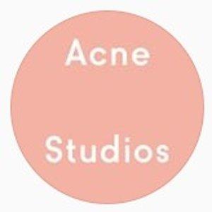 低至3折 收渐变、Logo、涂鸦、囧脸帽子围巾折扣升级:Acne Studios 好折闪现 温暖靠谱冬季好伙伴 收超火围巾、初冬穿搭