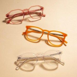 眼框仅$9+镜片6折 儿童免费Clearly 白菜价眼镜 送儿童眼镜 无需处方 保险可报销