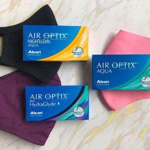 低至6.5折+额外立减$10Perfectlens 隐形眼镜热卖 收舒适硅水凝 无需处方保险可报销