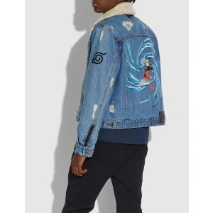 CoachCoach X Michael B. Jordan Denim Jacket