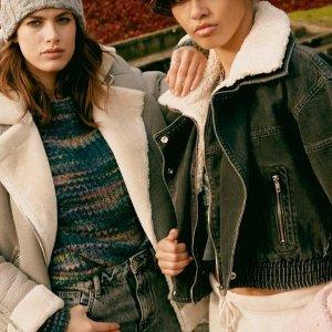 全场6.5折 $44收拼色毛衣限今天:Topshop、Furla、Off-White 一日闪购 好价收封面