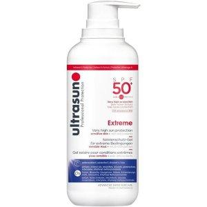 Ultrasun满£50减£10Ultra Sun 50+SPF防晒霜 400ml
