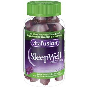 VitafusionVitafusion 褪黑素软糖 60粒装