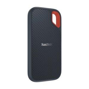 史低价:SanDisk Extreme 2TB 移动固态硬盘