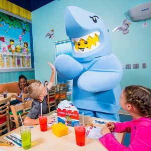 As low as  $69.99LEGOLAND® Florida 1 or 2 Day Admission +  Free Water Park