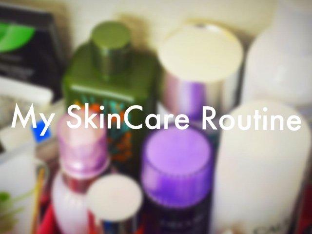 我的护肤Routine   问题肌...