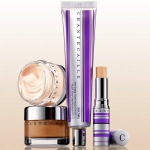 无门槛7折 + 免邮Chantecaille 美妆护肤特卖 收紫色隔离、钻石眼霜