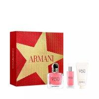 Armani 香水套装