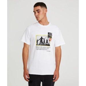 HUFKill Bill Death List T恤