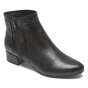 RockportTotal Motion Raina粗跟短靴