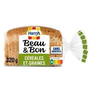 HARRY'S第2件5折=变相7.5折全麦面包