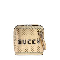 Gucci GUCCY复古斜挎包