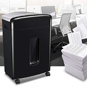 Up to 41% OffAmazon Select Bonsaii Paper Shredder on Sale