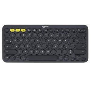 $29.99 (原价$49.99)Logitech 罗技K380 蓝牙键盘  超级省电