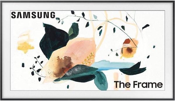 Samsung the Frame 3.0 QLED 55寸 4K 画框电视 (2020)