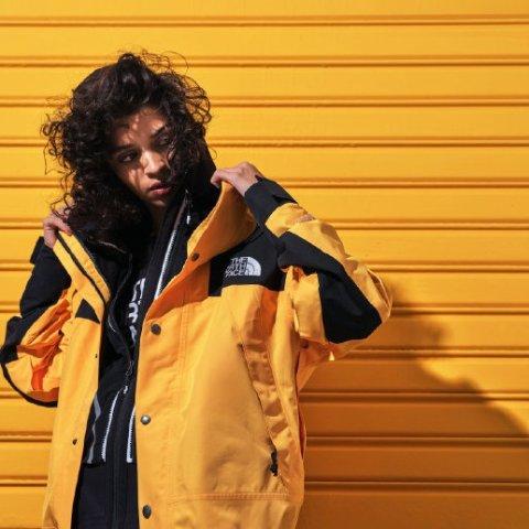 $69收新款夹克+无门槛包邮上新:小姐姐秋冬潮服尽在 The North Face 请温暖的美丽着