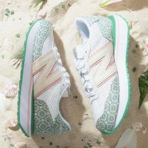 定价€220 黄金码有货上新:Casablanca x New Balance 237 2021春季联名款运动鞋