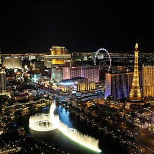 From $206Atlanta - Las Vegas RT Dates For New Year